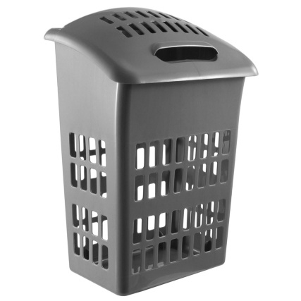 314159-Laundry-Basket-Silver