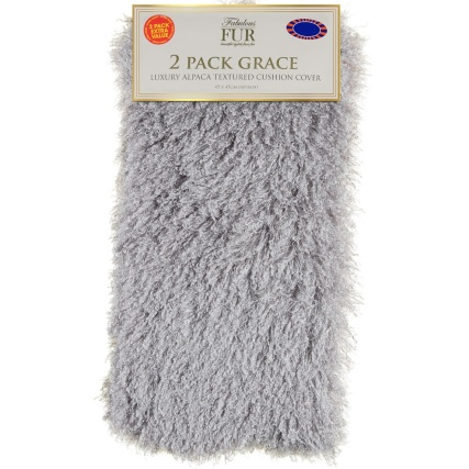 314366-Grace-Alpaca-Textured-Faux-Fur-2-Pack-Hanger-Pack-Cushion-Cover-grey