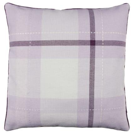 314407-Tara-Classic-Woven-Tartan-Cushion-3
