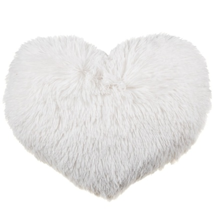 314427-Sophia-Shaggy-Heart-30x40cm-cream