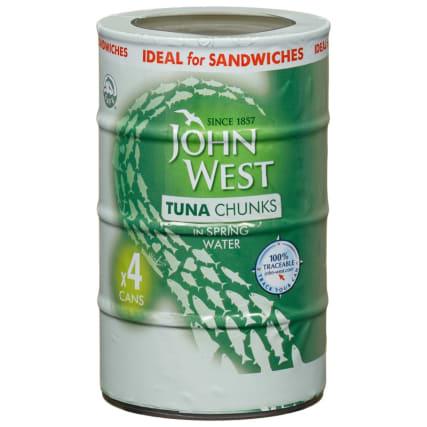 314431-john-west-tuna-chunks-4x132g