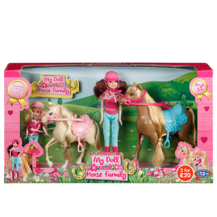 314814-My-Doll-and-Horse-Family
