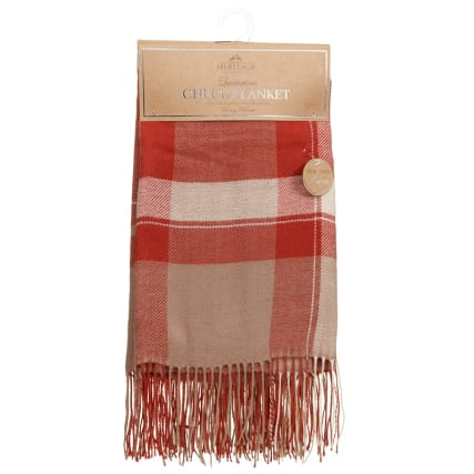 315204-Luxurious-Heritage-Check-Blanket-Red