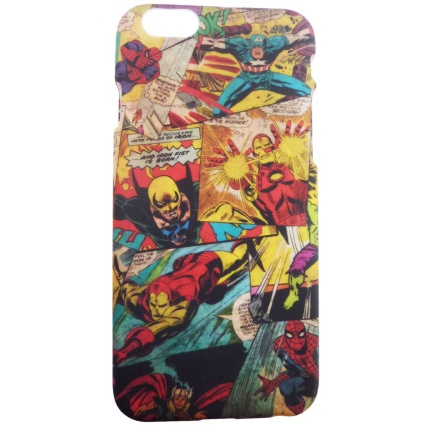 315601---CHARACTER-I-PHONE-6-CASE-MARVEL