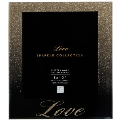 315990-Glitter-Ombre-Word-8x10-Photo-frame-gold-love
