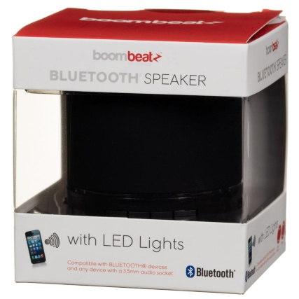 316078-Boombeat-Black-Bluetooth-Speaker