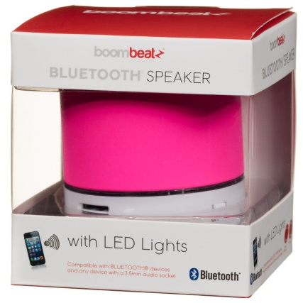 316078-Boombeat-Pink-Bluetooth-Speaker