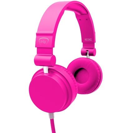 316174-IHIP-Neonz-Headphones-Pink