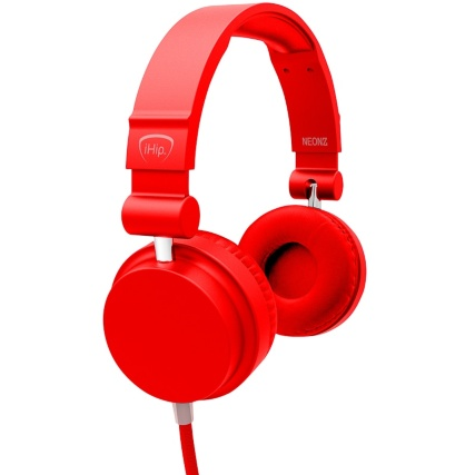 316174-IHIP-Neonz-Headphones-Red