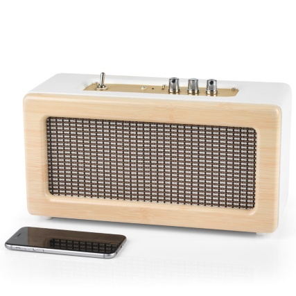 Intempo Retro Bluetooth Speaker