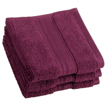 317274-Signature-3-pack-Face-Cloths-plum