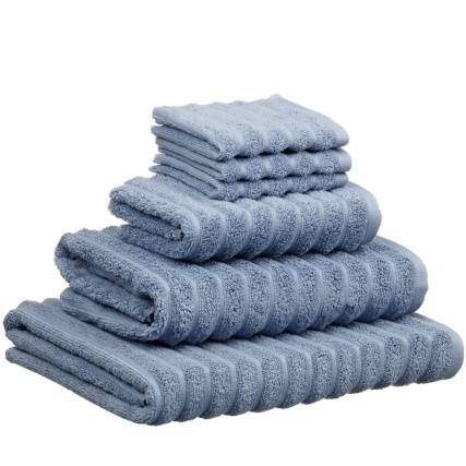 317296-317297-317298-317299-retreat-Luxurious-Supersoft-Zero-Twist-Towels-Chambray-Blue-2