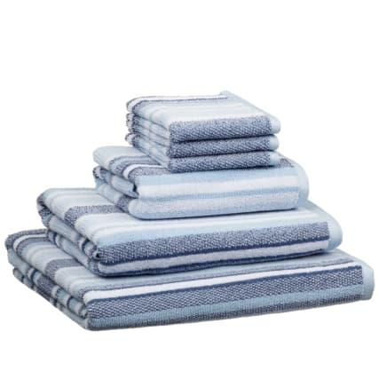 317832-317835-317837-317838-Newbury-Stripe-Collection-Blue-Towels