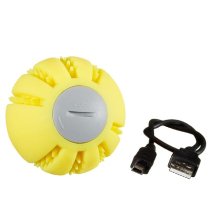 318178-Flashing-Visi-Ball-with-USB-Charge-yellow1