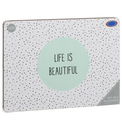 318503-Set-of-4-Placemats-Life-Is-Beautiful