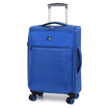 The-Lite Ultra Lightweight Suitcase 55cm - Blue