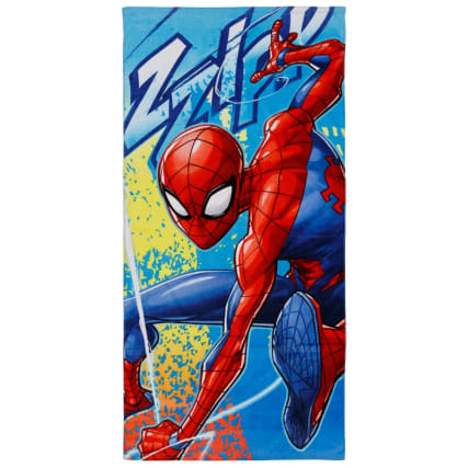 318574-marvel-spiderman-beach-towel-2