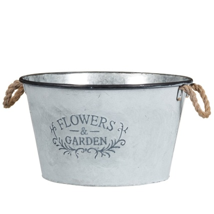 319020-Galvanised-XL-Bucket