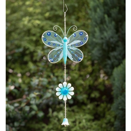 319071-stained-glass-butterfly-glitter-windchime-blue