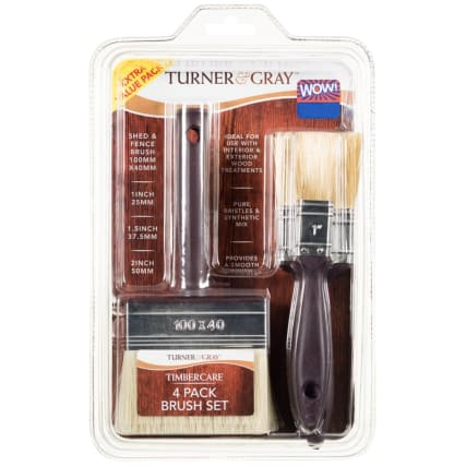 319316-Turner-and-Gray-Timbercare-4-Pack-Brush-Set