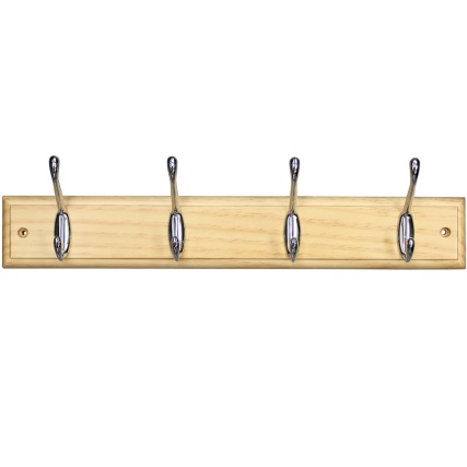 319387-Pine-And-Chrome-4-Double-Hook-Rail