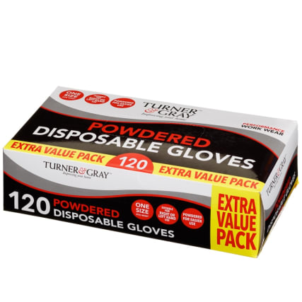319539-Turner-and-Gray-Powdered-Disposable-Gloves-120s-2