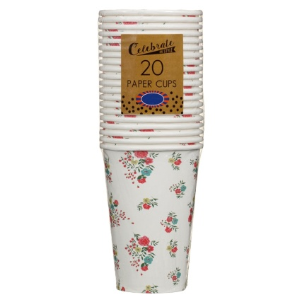 319842-20-pk-12oz-Paper-Cups-ditsy-floral
