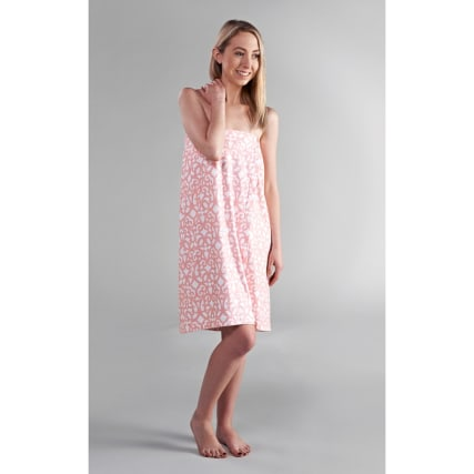 319857-Printed-Microfibre-Shower-Wrap-Pink