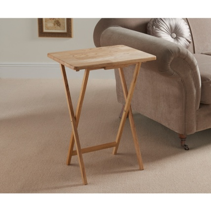 334118-Rubberwood-Folding-Table