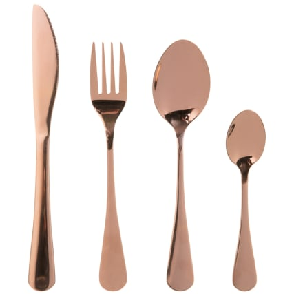 324163-Copper-16pc-Cutlery-Set