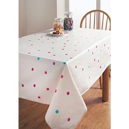 320272-Wipe-Clean-Tablecloth-Coloured-Spot-Sml