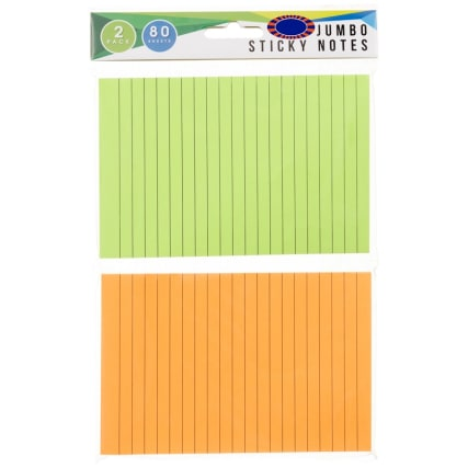 320303-2-pack-Jumbo-Sticky-Notes-80-sheets