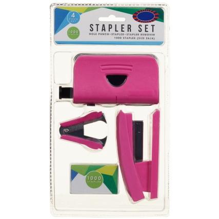 320394-4pc-stapler-set-pink