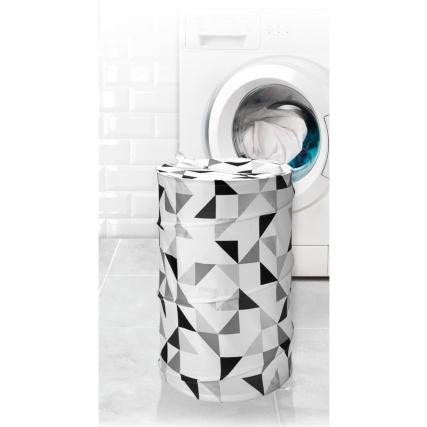 320486-beldray-printed-pop-up-laundry-basket-black-white-geo