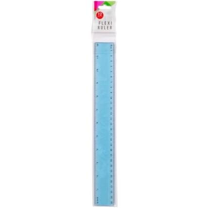 320671-Flexi-Ruler-30cm-Blue