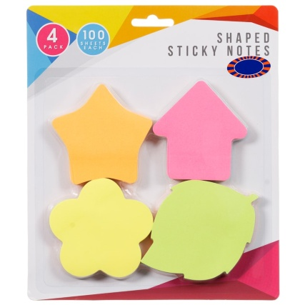 320675-4-pack-Shaped-Sticky-Notes-100-sheets-each-2