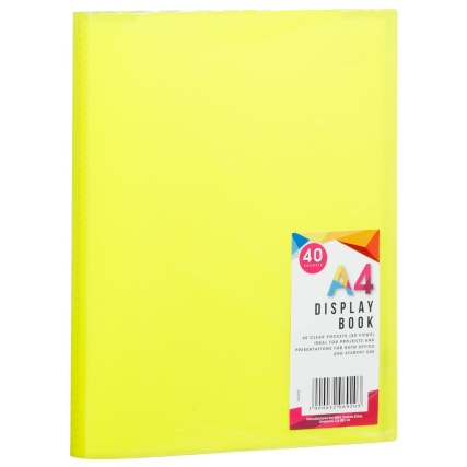 320692-A4-40-Packet-Display-Book-yellow