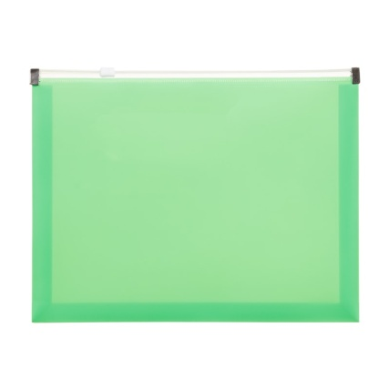 320694-5pk-A5-Zip-Wallets-green