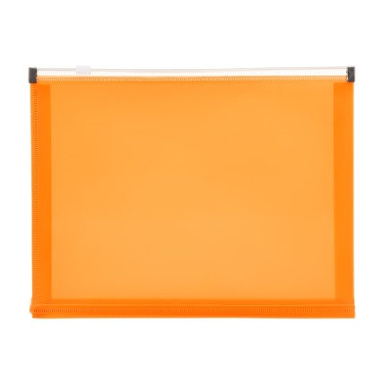 320694-5pk-A5-Zip-Wallets-orange