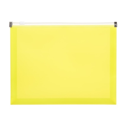 320694-5pk-A5-Zip-Wallets-yellow