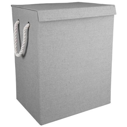 320723-foldable-laundry-basket-dark-grey-2