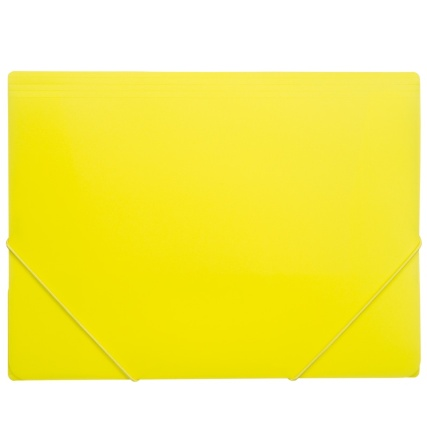 320748-Elasticated-Document-File-2Pk-Yellow-2