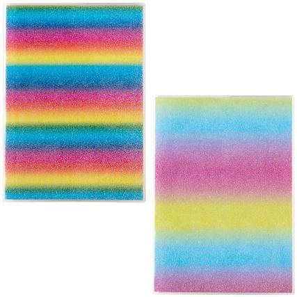 320815-a5-glitter-notebook-rainbow-group