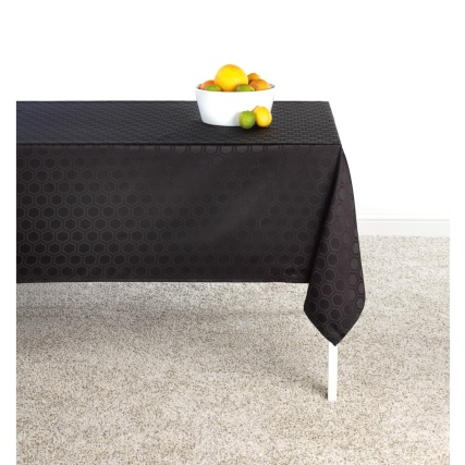 320881-George-Wilkinson-Geo-Tablecloth-Small-Black