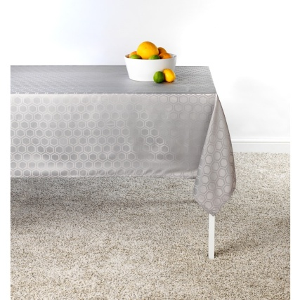 320881-George-Wilkinson-Geo-Tablecloth-Small-Silver