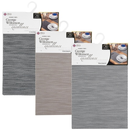320888-George-WIlkinsonWoven-Placemats-Main