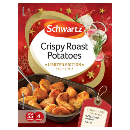 Crispy Curried New Potatoes Recipe — Dishmaps