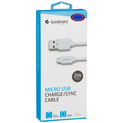 321016-Goodmans-micro-USB-cable-2m-white