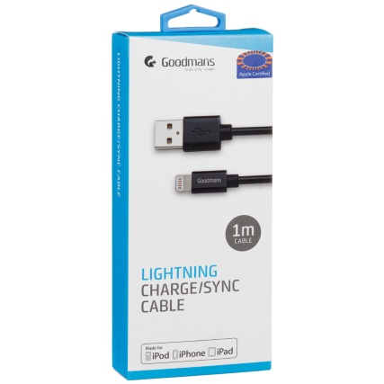 321034-Goodmans-lightning-Sync-cable-1m-black