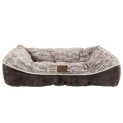 321045-Hund-Square-Nuzzle-Bed-grey